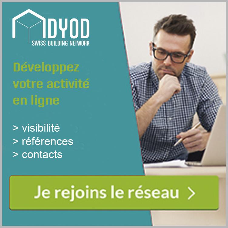 réseau d'entreprises DYOD Suisse romande