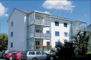 Transformation d'un bâtiment avec une consommation efficace d'énergie