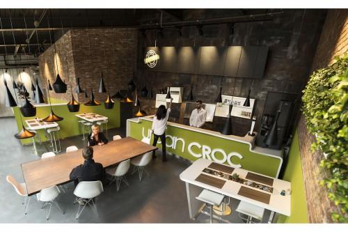 Urban Croc - Chaîne de restaurant Take Away à Puydoux
