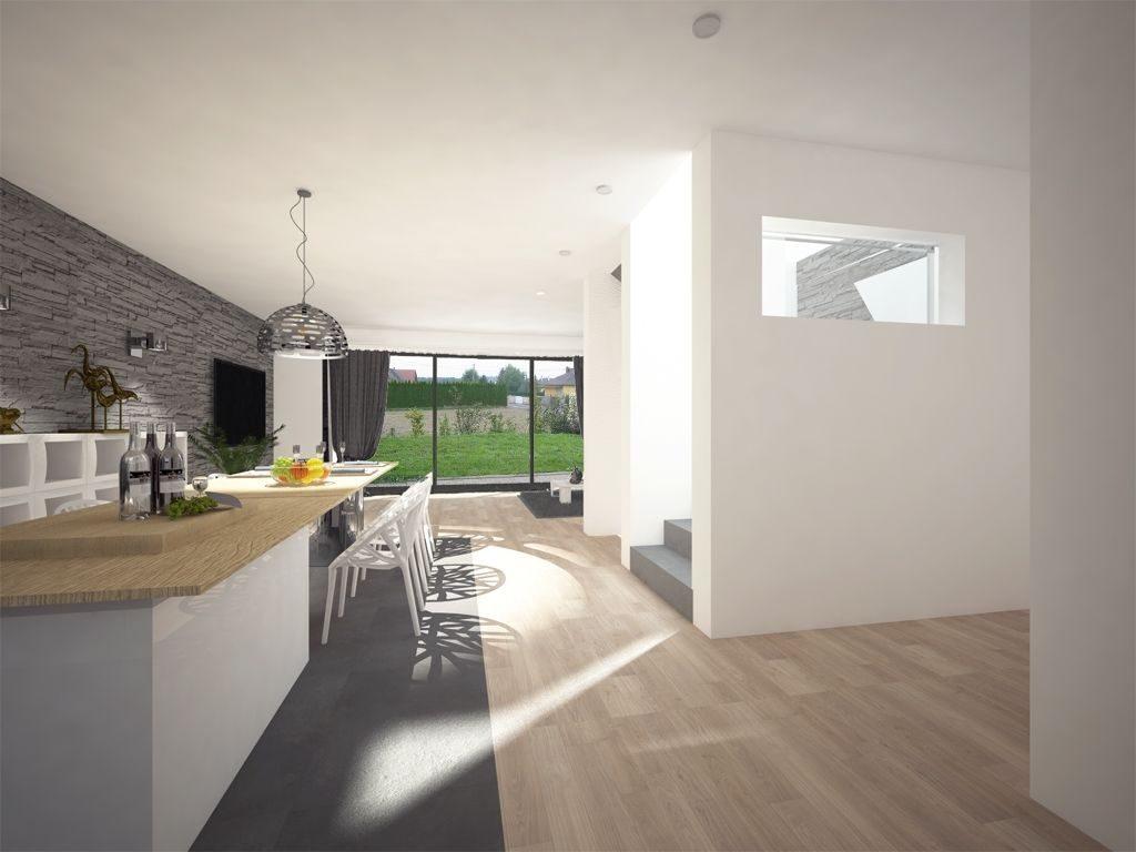 Villa contemporaine à acheter à Bernex - Economie d'énergie