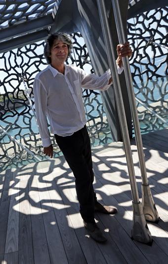 Rudy Ricciotti Mucem Marseille