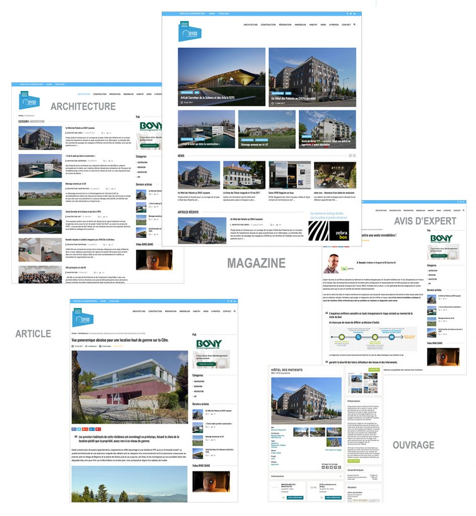 Magazine Dyod Architecture et Construction