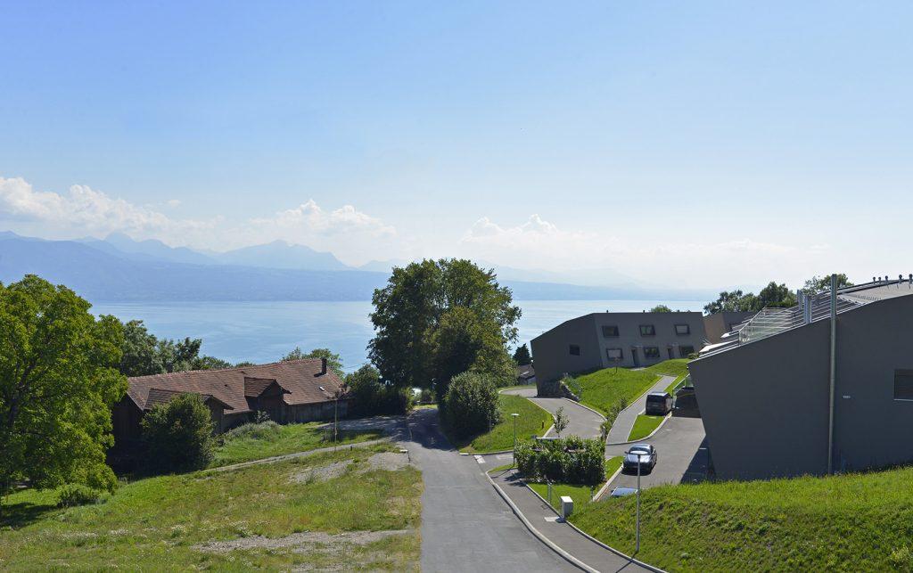 Crêt Ministre Domaine des Vergers Villas contemporaines Town Houses
