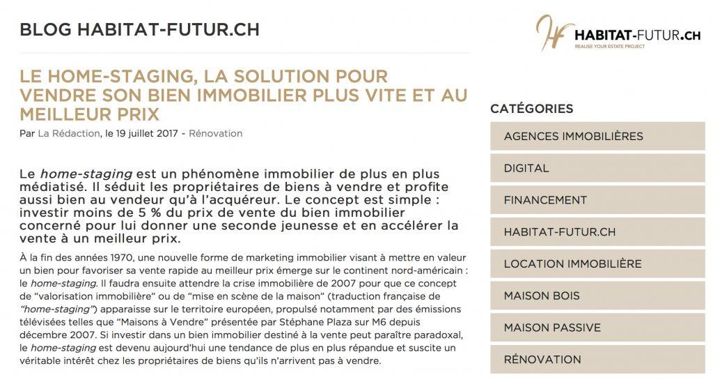 Blog architecture rénovation en suisse