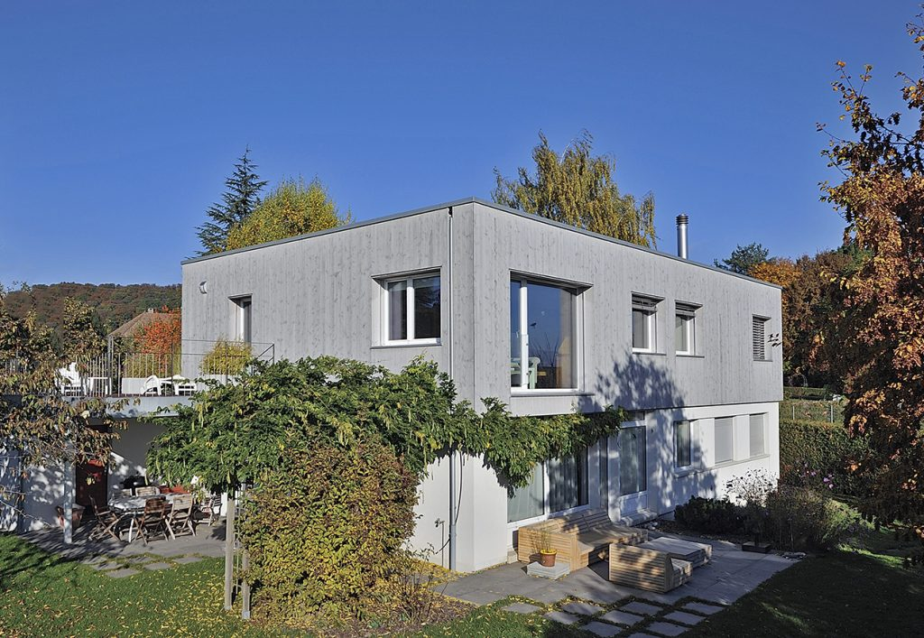Construire votre maison en bois dyod architectures magazine for Construire votre propre maison