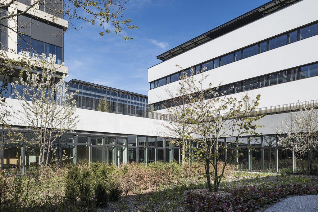 Magazine architecture campus horlogerie de planta