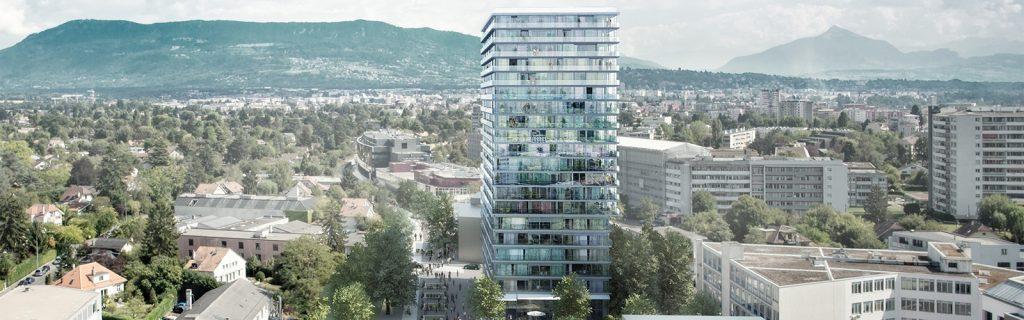 opale HRS CFF Genève