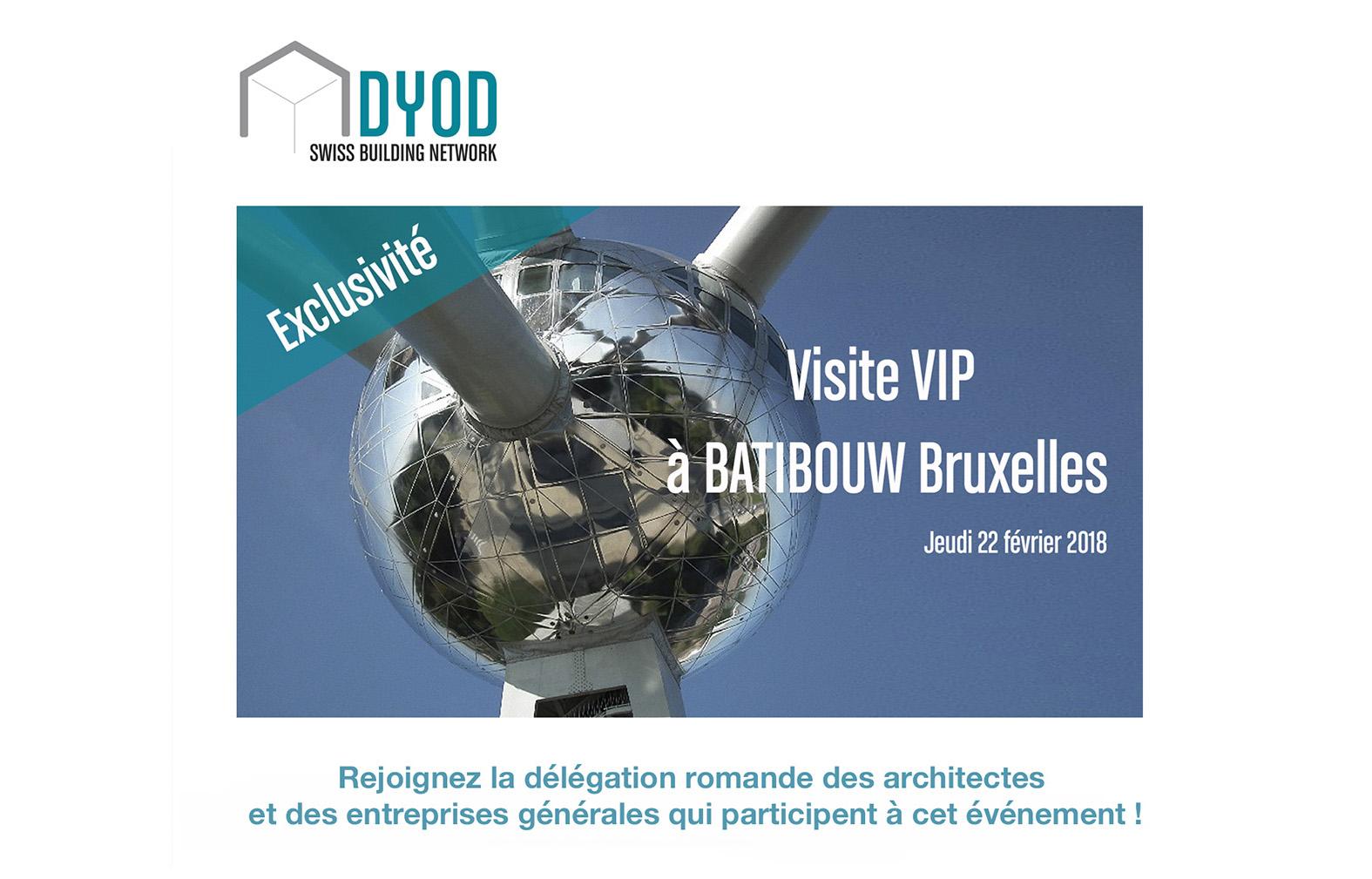 Batibouw magazine Dyod architecte
