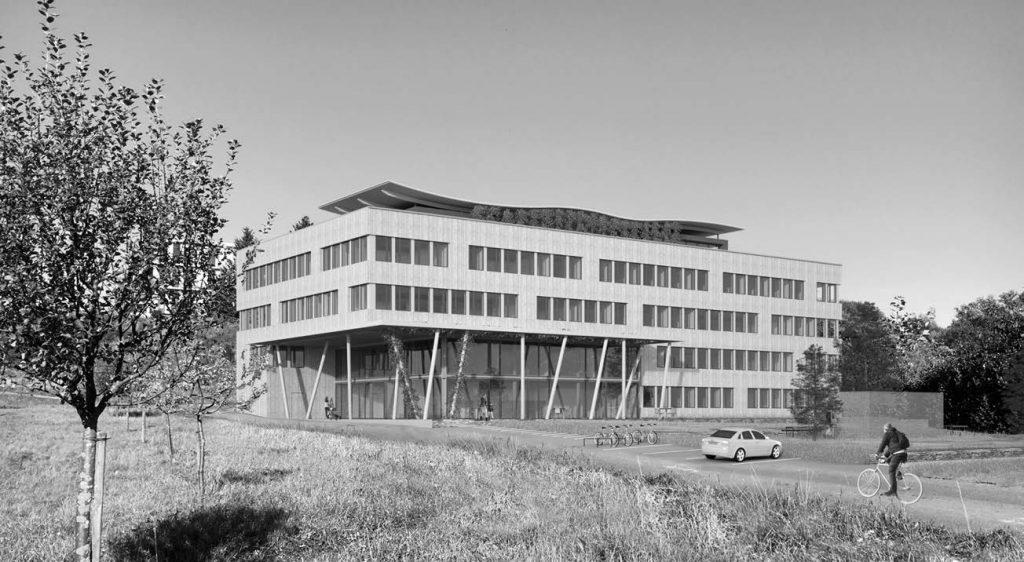 maison de l'environnement projet