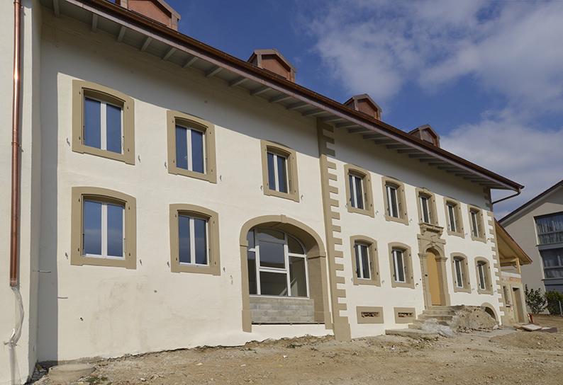 Rénovation architecte chercher