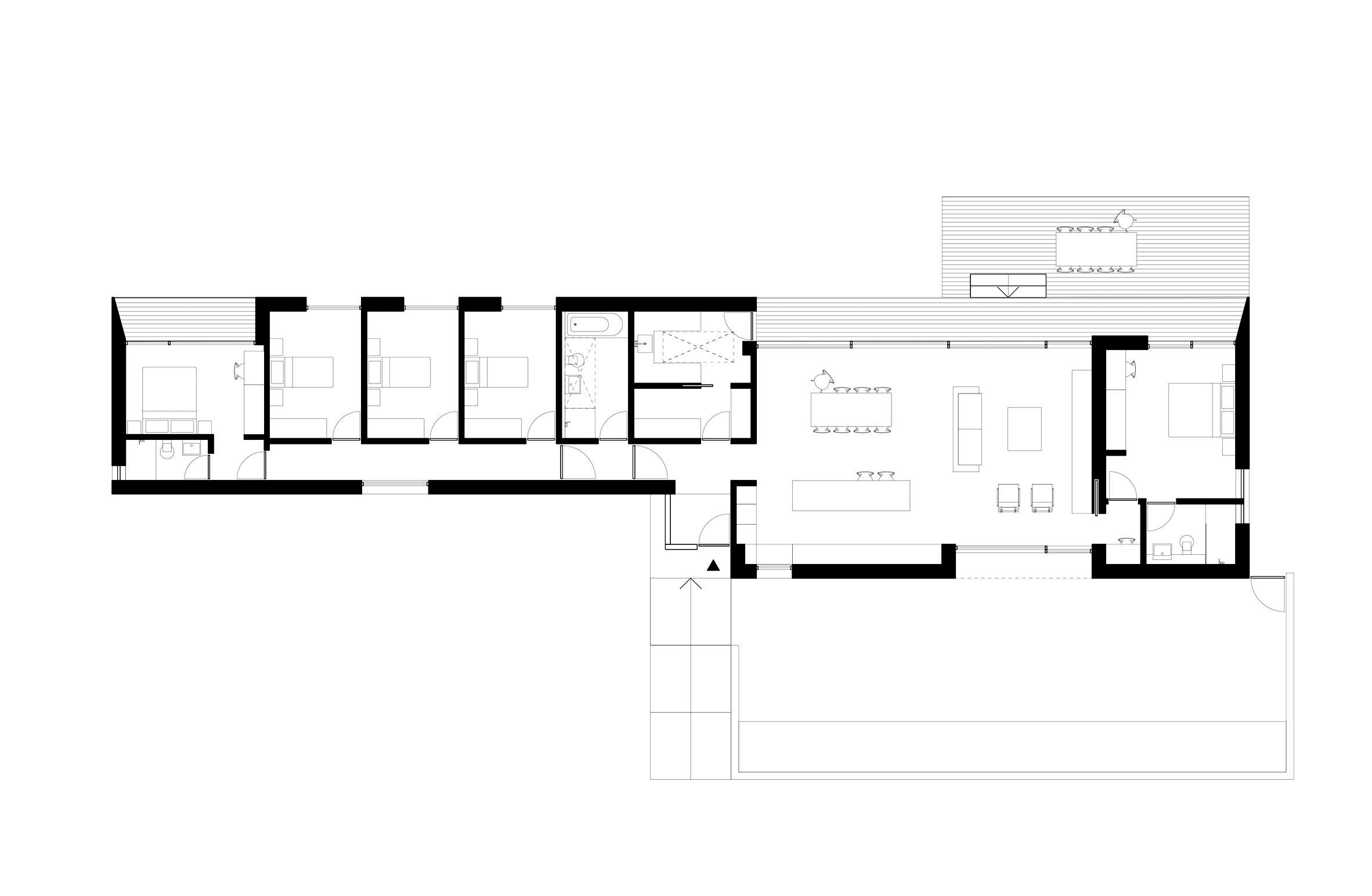 maison bois plan
