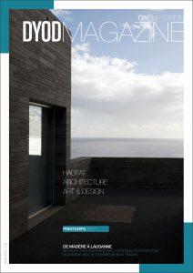 DYOD Magazine - Revue d'architecture en ligne