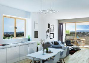 Appartement contemporain à Carouge