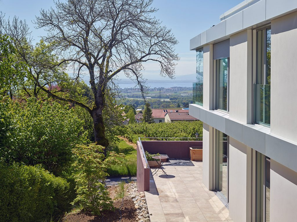 Appartement location haut de gamme avec vue