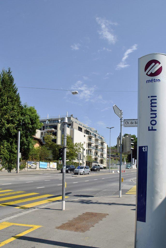 Route de Berne 111 à Lausanne