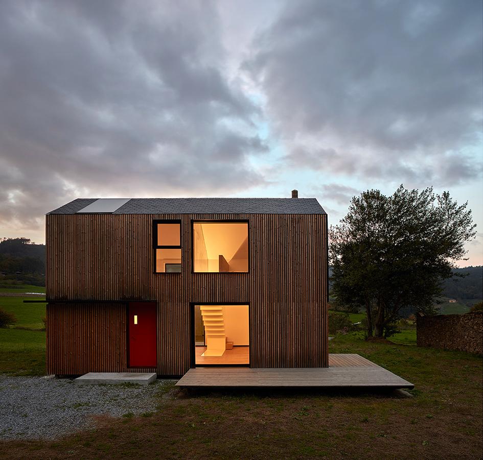 Préfabriqué Maison une maison préfabriquée montée en 5 heures | dyod architectures magazine
