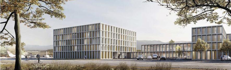 La Confédération Suisse est représentée par le Département fédéral des Finances (DFF), Offi ce Fédéral des Constructions et de la Logistique (OFCL) L'Etat de Genève est représenté par le Département des Finances (DF), Offi ce des bâtiments L'organisation technique de la procédure est assurée par MIDarchitecture sàrl, en qualité d'assistant à la maîtrise d'ouvrage (AMO).