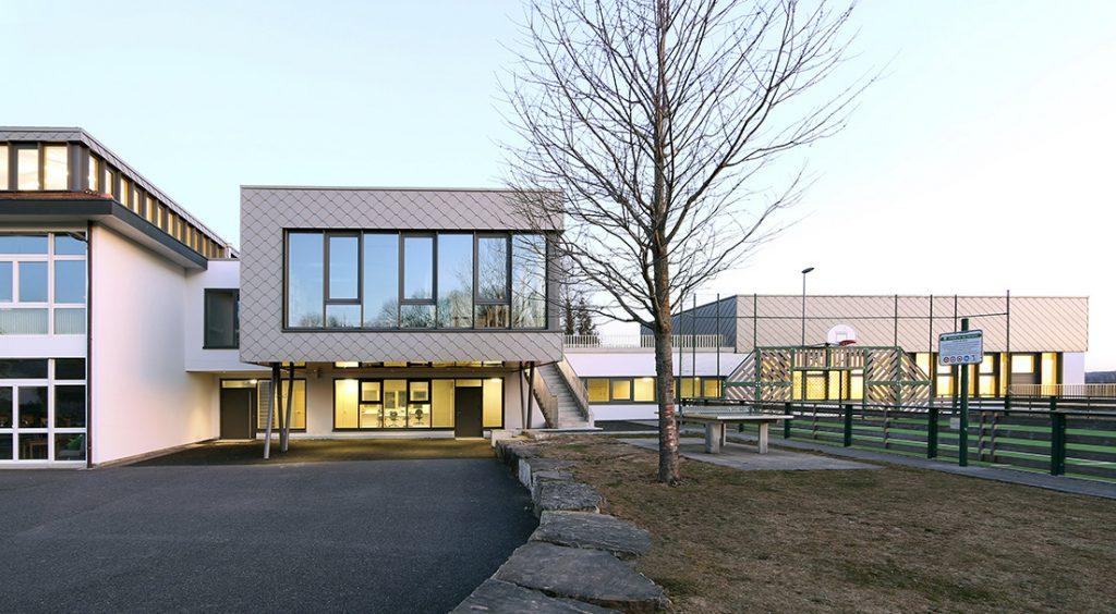 école à Denens