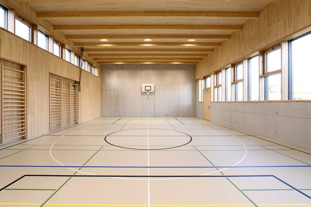 Salle de gym Denens