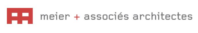 Logo meier architectes
