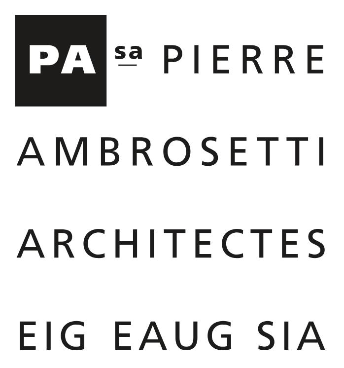 logo Pierre Ambrosetti Architectes