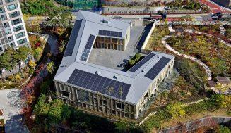 La nouvelle Ambassade Suisse à Séoul emménage