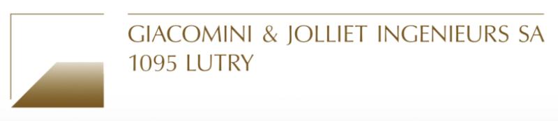 Ingénieur civil Giacomini & Jolliet