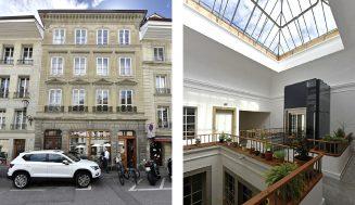 Transformation dans le Vieux-Bourg à Fribourg