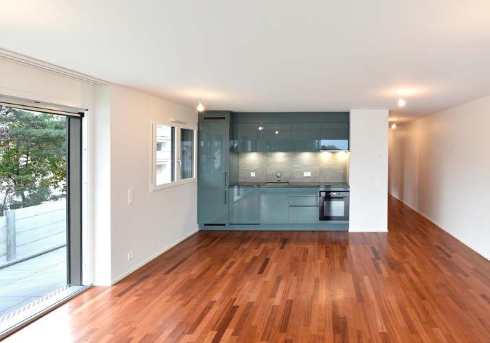 Habitation PPE de standing appartement et cuisine