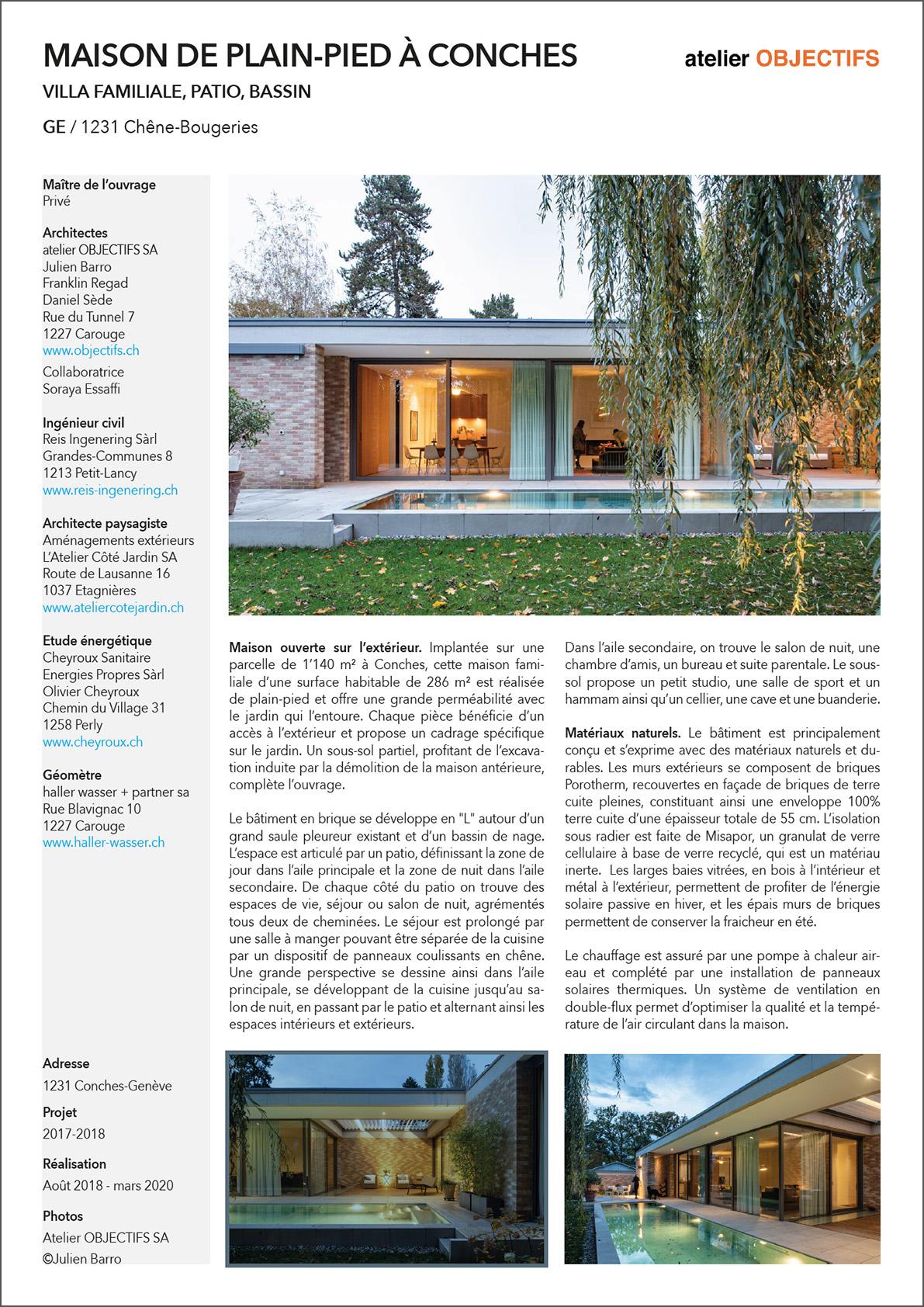 Dyod projet villa