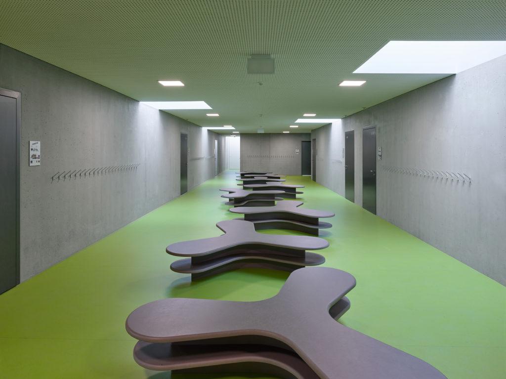 Collège de Vigner Saint-Blaise Patrick Minder Architectes Dolci Architectes