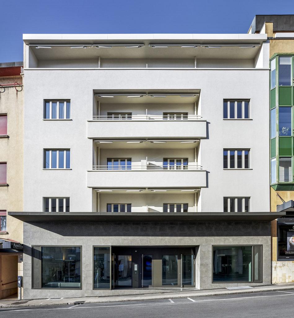 transformation immeuble années 30 farra zoumboulakis unia